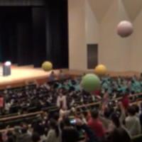 愛知県日進市・日進市私立幼稚園の卒園を祝う会 ~ イベント出張企画報告 ~