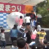 三重県伊勢市・横浜ゴム三重工場のふれ愛まつりに出演させて頂きました。