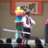 愛知県名古屋市・西白土子ども会の夏休みお楽しみ会 ~ イベント出張企画報告 ~