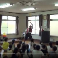 滋賀県近江八幡市・西上田子供会のお楽しみ会 ~ イベント出張企画報告 ~