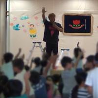 大阪府泉北郡・チューリップ保育園のお楽しみ会 ~ イベント出張報告 ~