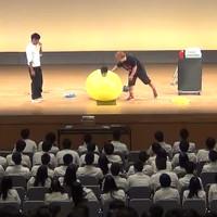 福井県丹生郡・丹生高等学校の文化祭 ~ イベント出張報告 ~