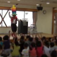 静岡県榛原郡・さくら保育園のお楽しみ会 ~ イベント出張報告 ~
