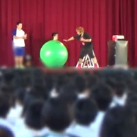 愛知県常滑市・常滑高等学校の文化祭 ~ イベント出張報告 ~