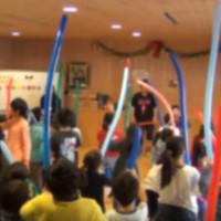 愛知県名古屋市・翠松園子ども会のクリスマス会 〜 イベント出張報告 〜