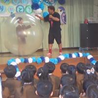 享栄幼稚園の謝恩会の余興に出演させて頂きました。 ~ 愛知県名古屋市 ~