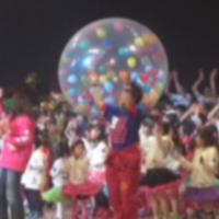 岐阜県各務原市・ダンスサークルBambiの『SmileParty Vol.4』でバルーンショー ~ イベント報告 〜