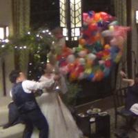 大阪府大阪市・結婚披露宴の余興 〜 イベント出張企画報告 〜