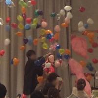 大阪府大阪市・結婚披露宴での余興 ~ イベント出張企画報告 ~