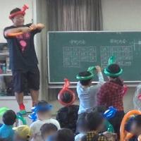 静岡県富士市・柚木子供会のクリスマス会 〜 イベント出張企画報告 〜
