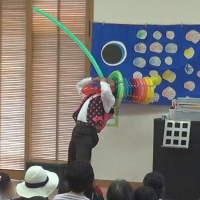 兵庫県姫路市・飾磨児童センターの子育て支援イベント ~ イベント出張企画報告 ~