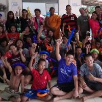 タイ バンコク・孤児院での慰問バルーンショー 〜 ボランティア公演報告 〜