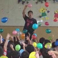 愛知県一宮市・丹陽西保育園のお楽しみ会 ~ イベント出張企画報告 ~
