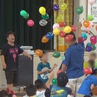 大阪府茨木市・ひまわり学童保育のお楽しみ会 ~ イベント出張企画報告 ~
