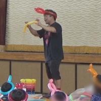 岐阜県海津市・大江小学校の芸術鑑賞会 〜 イベント出張企画報告 〜