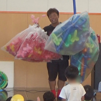 愛知県みよし市・莇生保育園のお楽しみ会 ~ イベント出張企画報告 ~