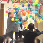 岐阜県大垣市・大垣センチュリーロータリークラブのご家族年忘れ会の余興 ~ イベント出演報告 ~