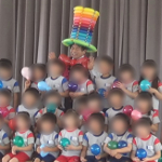神奈川県横浜市・磯子幼稚園のお楽しみ会 ~ イベント出張企画報告 ~