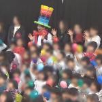 京都府久世郡・とうずみこども園のお楽しみ会 〜 イベント出張企画報告 〜