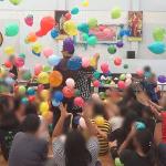 タイ ウドンタニ・孤児院でのボランティアバルーンショー