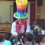 愛知県丹羽郡・柏森保育園のお楽しみ会 ~ イベント出張企画報告 ~