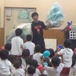 愛知県名古屋市・小鳩幼児園のお楽しみ会 ~ イベント出張企画報告 ~