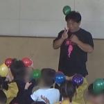 愛知県一宮市・奥町西保育園のお楽しみ会 ~ イベント出張企画報告 ~