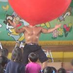 岐阜県羽島市・くわばら子ども園のお楽しみ会 ~ イベント出張公演報告 ~
