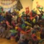愛知県名古屋市・キャパシティ子ども会のクリスマス会 ~ イベント出張企画報告 ~